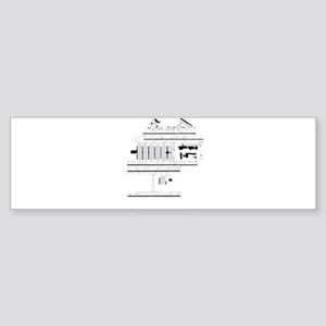 ATL Airport Bumper Sticker
