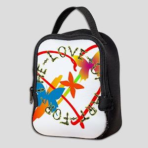 For The Love Of Art Neoprene Lunch Bag