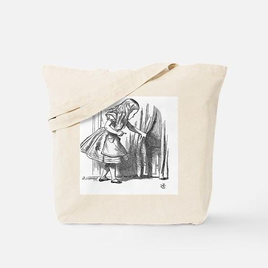 Drink Me vintage Alice in Wonderland emo  Tote Bag