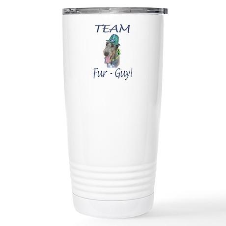 Team Fur-Guy Travel Mug