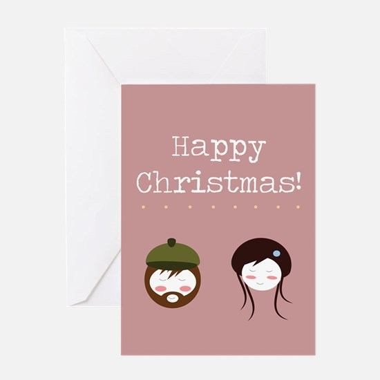 Greeting Card (Single, Blank Inside)