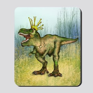 Dylan the T-Rex Mousepad