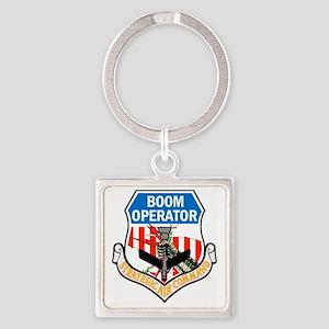 SAC Boom Square Keychain