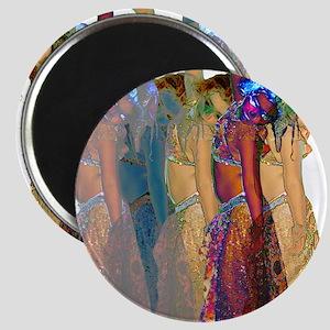 Rainbow Troupe Magnets