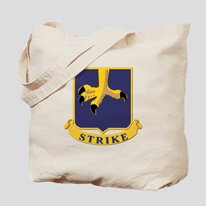 DUI - 2nd Brigade Combat Team - Strike Tote Bag