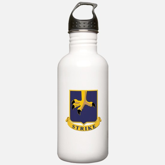 DUI - 2nd Brigade Combat Team - Strike Water Bottle