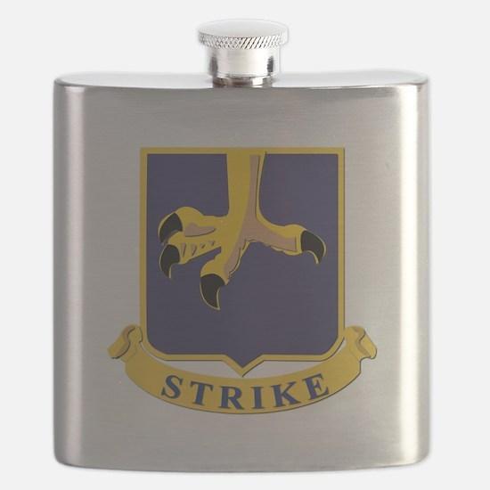 DUI - 2nd Brigade Combat Team - Strike Flask