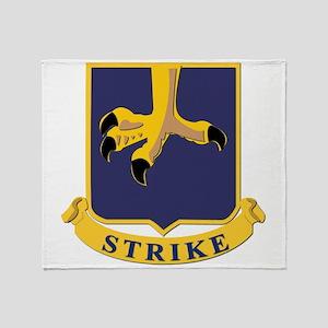 DUI - 2nd Brigade Combat Team - Strike Throw Blank