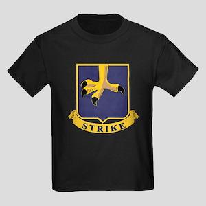 DUI - 2nd Brigade Combat Team - Strike Kids Dark T