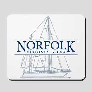 Norfolk VA - Mousepad
