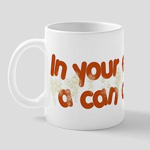 In Your Ear Mug