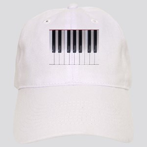 Keyboard 7 Baseball Cap