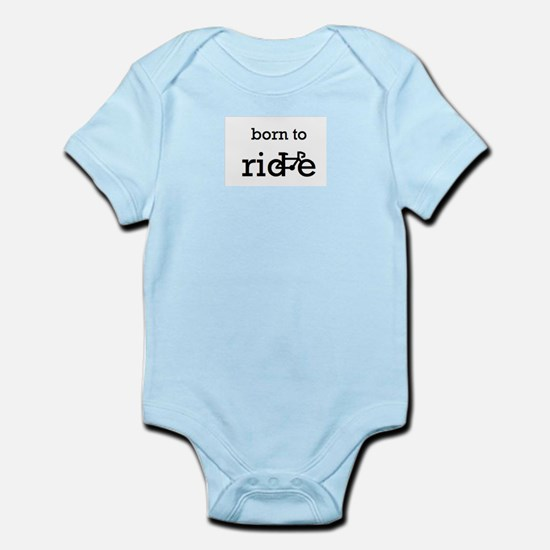 Born To Ride Body Suit