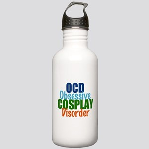 Funny Cosplay Stainless Water Bottle 1.0L