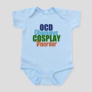 Funny Cosplay Infant Bodysuit