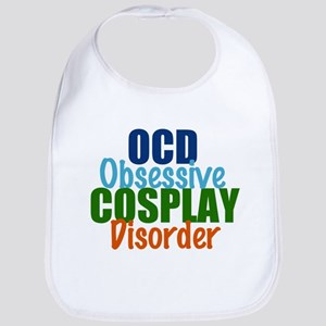 Funny Cosplay Cotton Baby Bib