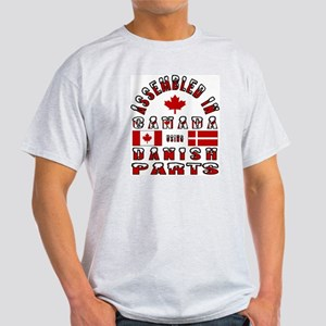 Danish Parts Canada Light T-Shirt