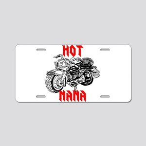HOT MOTORCYCLE NANA Aluminum License Plate