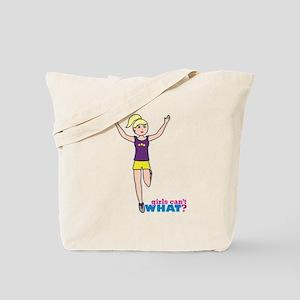 Runner Light/Blonde Tote Bag
