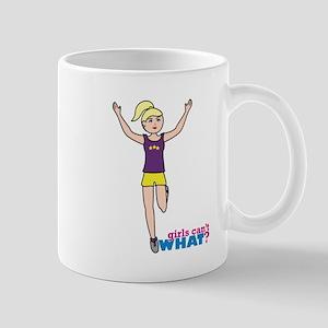 Runner Light/Blonde Mug