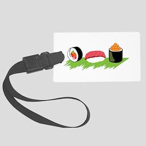 Maki Nigiri Ikura Sushi Luggage Tag