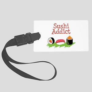 Sushi Addict Luggage Tag