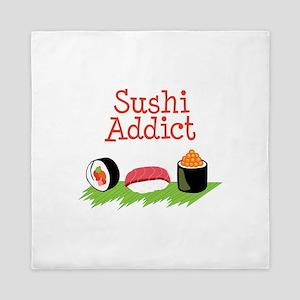 Sushi Addict Queen Duvet