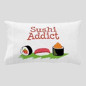 Sushi Addict Pillow Case