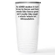 ADHD Magic Hocus Pocus Travel Mug