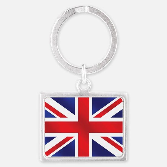 Union Jack UK Flag Keychains