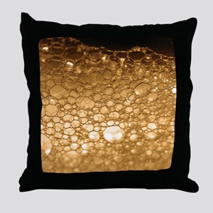Foam Throw Pillow