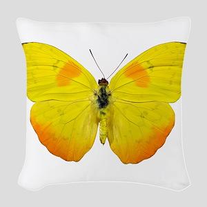 PHOEBIS PHILEA Woven Throw Pillow