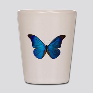 MORPHO RHETENOR D Shot Glass