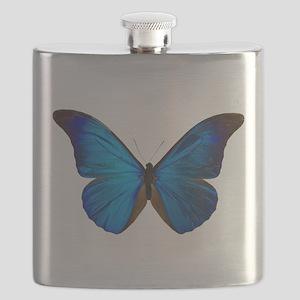 MORPHO RHETENOR D Flask