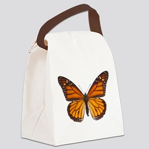 DANAUS PLEXIPPUS V Canvas Lunch Bag