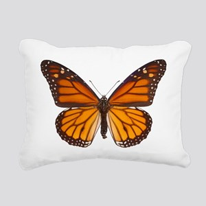 DANAUS PLEXIPPUS V Rectangular Canvas Pillow