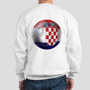 Croatia Football Sweatshirt