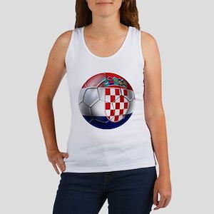 Croatia Football Women's Tank Top