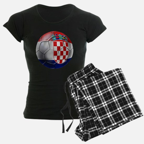 Croatia Football Pajamas