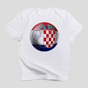 Croatia Football Infant T-Shirt