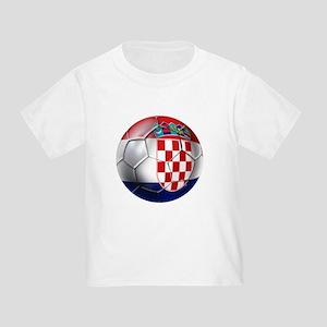 Croatia Football Toddler T-Shirt