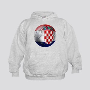 Croatia Football Kids Hoodie