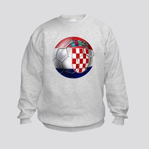 Croatia Football Kids Sweatshirt
