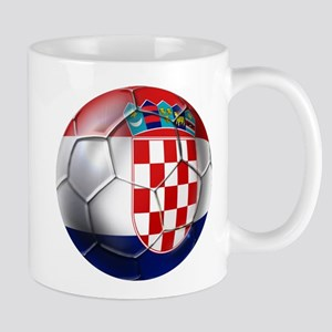 Croatian Football Mug
