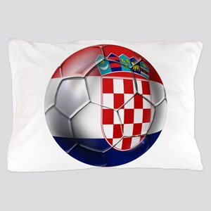Croatian Football Pillow Case