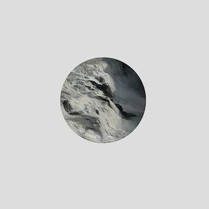 Gullfoss Mini Button