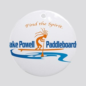Lake Powell Paddleboards Ornament (Round)