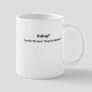 Kidnap Mugs