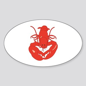 Maine Lobster Sticker