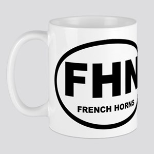 French Horns! Mug